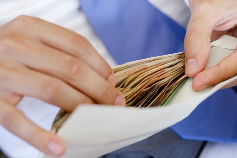 алименты с зарплаты в конвертах